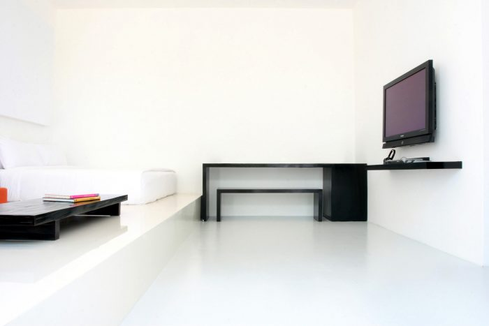 Luxury Smart Studio accommodation at The Library Koh Samui Boutique Resort Chaweng Beach - a member of Design Hotels.