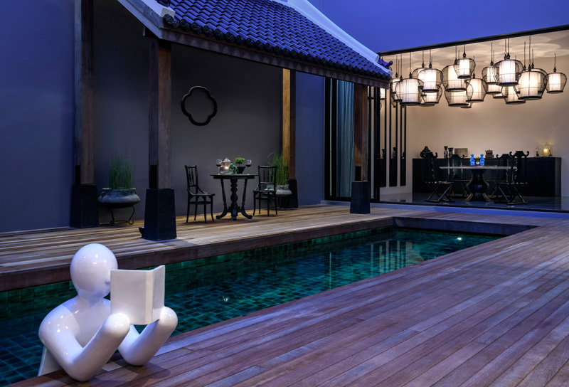 The Library Koh Samui Boutique Resort Luxury Pool Villa The Editor