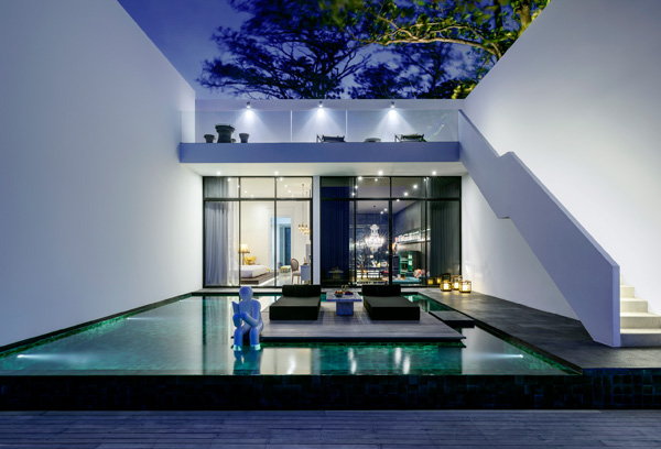 The Library Koh Samui Boutique Resort Luxury Pool Villa The Writer